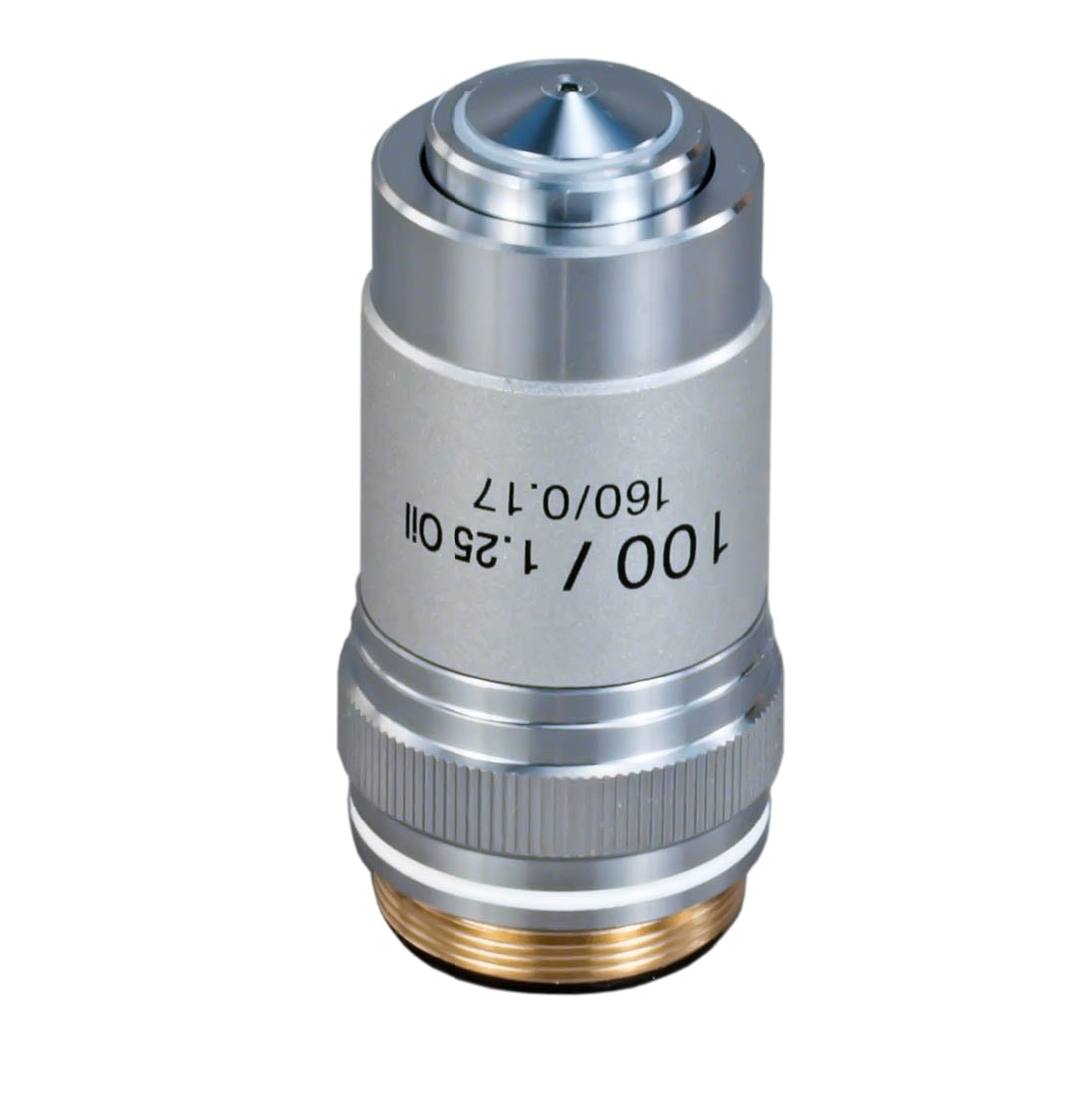 OMAX Microscope 100X (Oil, Spring) Achromatic Compound