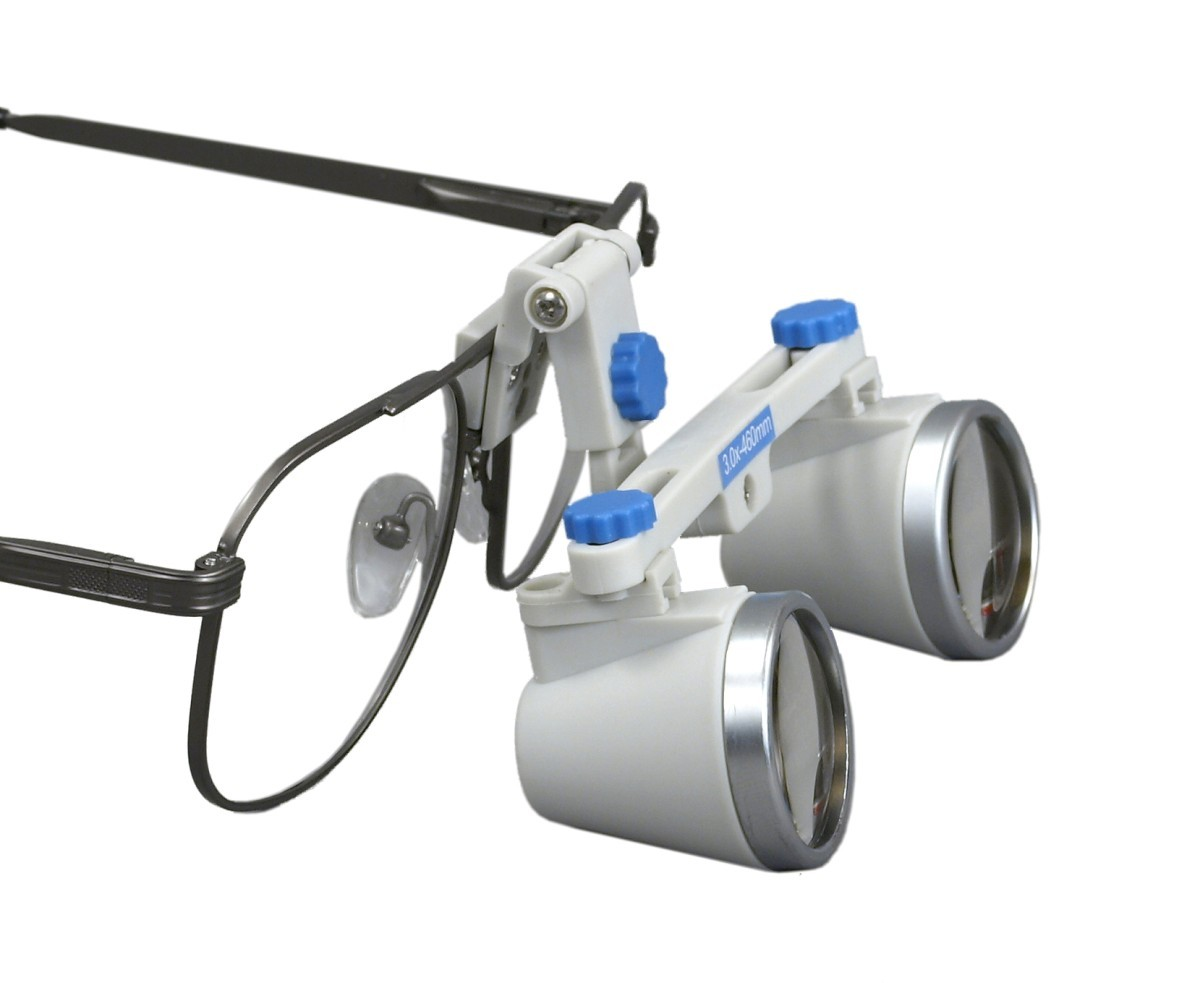 OMAX 3.0X/460mm(18 inches) Binocular Dental Surgical Loupes