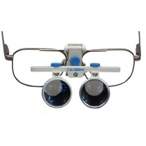 OMAX 2.5X/500mm(19 inches) Binocular Dental Surgical Loupes