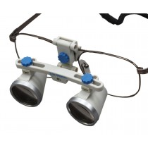OMAX 3.0X/340mm(13 inches) Binocular Dental Surgical Loupes with Titanium Frame