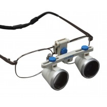 OMAX 3.0X/420mm(16 inches) Binocular Dental Surgical Loupes with Titanium Frame