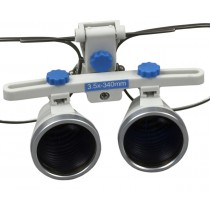 OMAX 3.5X/340mm(13 inches) Binocular Dental Surgical Loupes