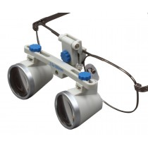 OMAX 3.5X/500mm(19 inches) Binocular Dental Surgical Loupes with Titanium Frame