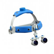 OMAX 2.5X 340mm(13 inches) Binocular Dental Surgical Headband Loupes