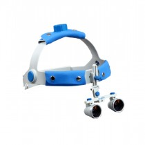 OMAX 2.5X 460mm(18 inches) Binocular Dental Surgical Headband Loupes