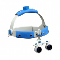 OMAX 3.0X 420mm(16 inches) Binocular Dental Surgical Headband Loupes