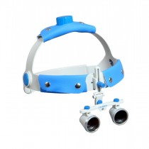 OMAX 3.5X 500mm(19 inches) Binocular Dental Surgical Headband Loupes