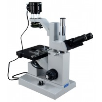 Trinocular Inverted Compound Microscope 50x-800x