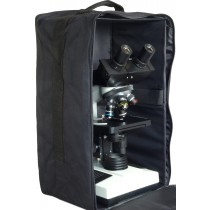 Binocular Compound Microscope 40X-2000X with Vinyl Carrying Case
