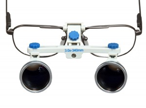 OMAX 3.0X/340mm(13 inches) Binocular Dental Surgical Loupes