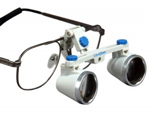OMAX 3.0X/420mm(16 inches) Binocular Dental Surgical Loupes