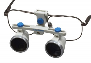 OMAX 3.5X/420mm(16 inches) Binocular Dental Surgical Loupes