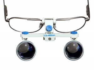 OMAX 3.5X/460mm(18 inches) Binocular Dental Surgical Loupes