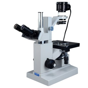 Trinocular Inverted Compound Microscope 50X-1000X